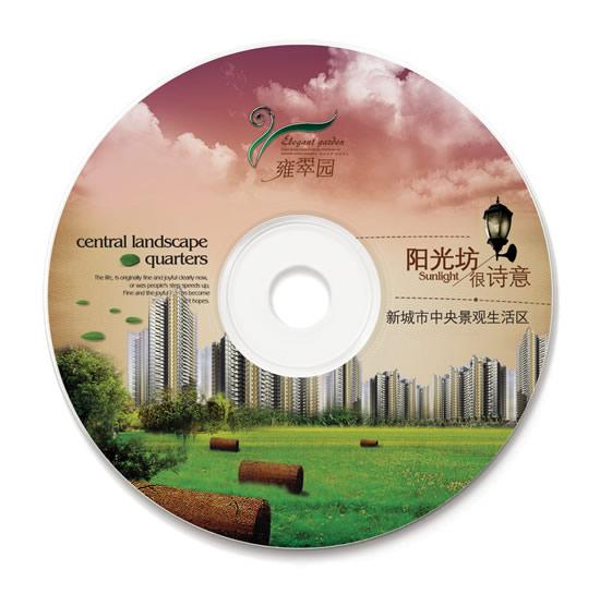 地产VI系统光碟