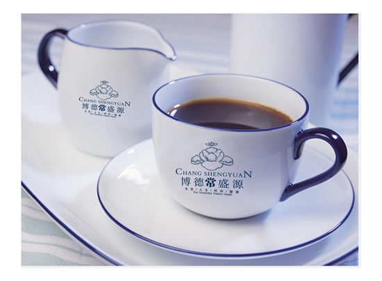 VI系统咖啡杯