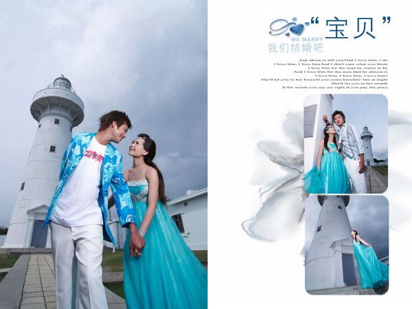 Personalized wedding photography