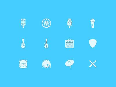素材分类: 图标所需点数: 0 点 关键词: 音乐方面的icon,icon,music