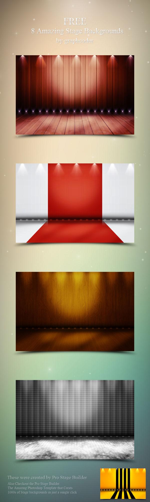 素材分类: 底纹边框所需点数: 0 点 关键词: 精美舞台背景高清图片