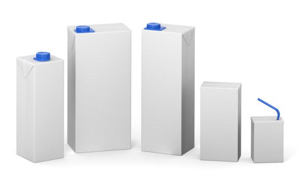 4张vi空白纸盒
