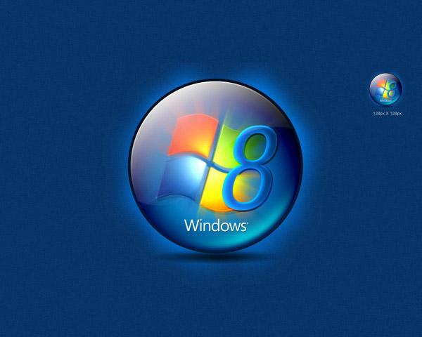 windows8图标图片