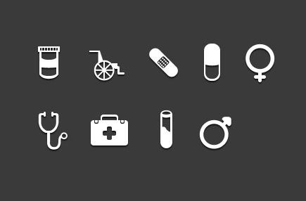 图标所需点数: 0 点 关键词: 医疗方面的icon,icon,医疗,图标,科技图片