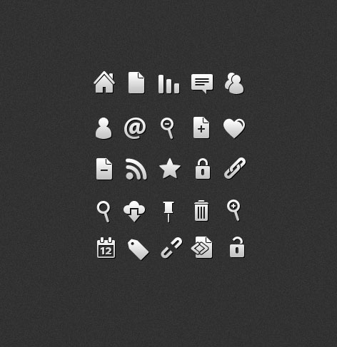 素材分类: 图标所需点数: 0 点 关键词: 网页图标psd分层,图标,icon图片