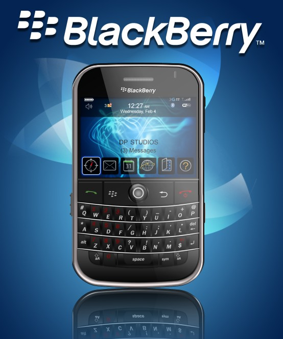 BlackBerry BLACK