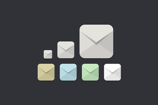 素材分类: 图标所需点数: 0 点 关键词: emailicons,图标,icon,信封图片