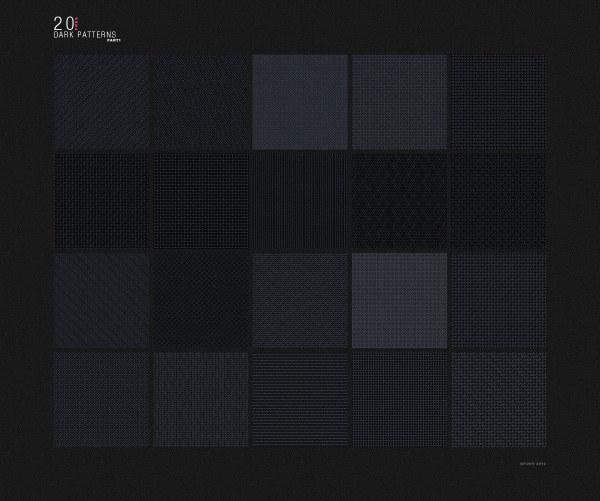 Texture background shading