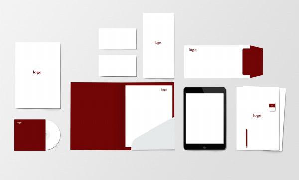品牌VI模板