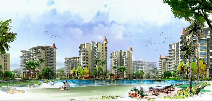 Tropic real estate sandbox