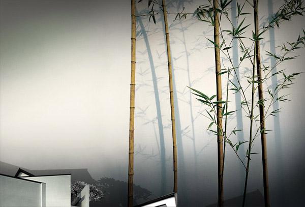 竹子马克笔的画法步骤