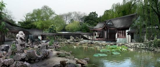 皇家园林景观