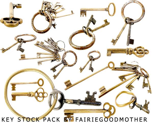 关键词: 古代钥匙图片