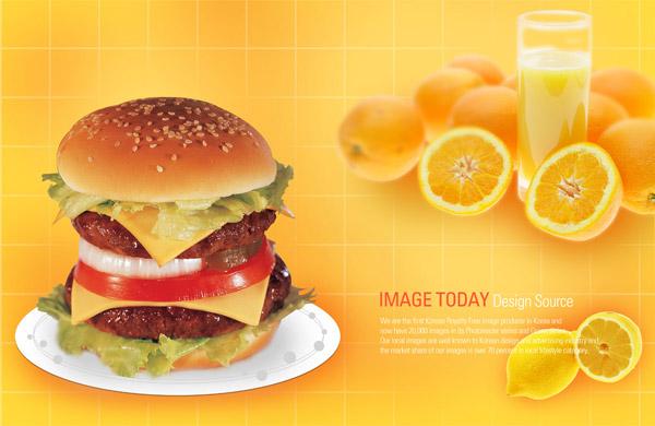 餐饮食品广告