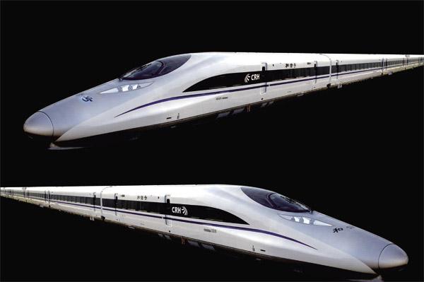 中国高铁PSD