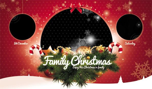 雪花,松树,圣诞球,圣诞节海报,圣诞,家庭,光芒,圣诞快乐,聚会,圣诞树