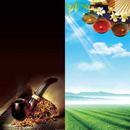 清新 中国茶文化/有没有一种讲座,既有民族立场,又有国际视野;既从容儒雅,又...