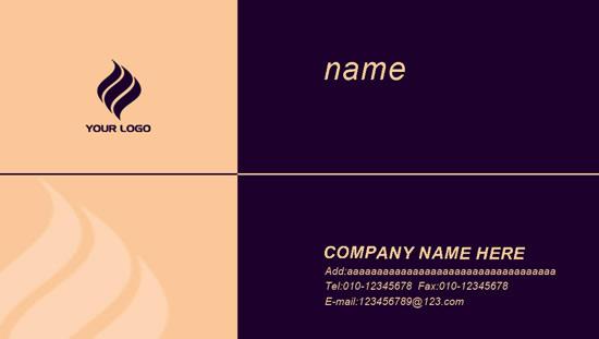 素材分类: 请柬卡片所需点数: 0 点 关键词: 简约个性商业名片psd