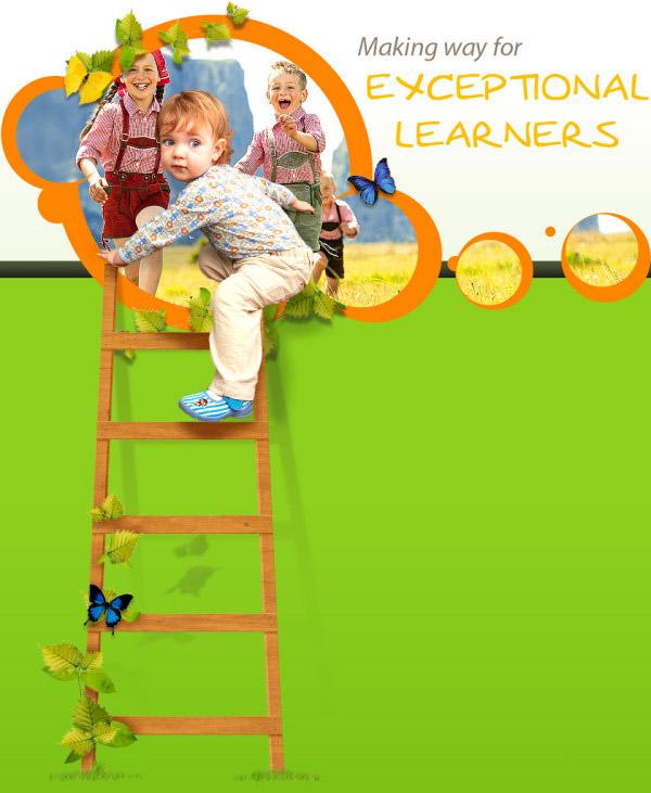 儿童教育网站_网页 - 素材中国