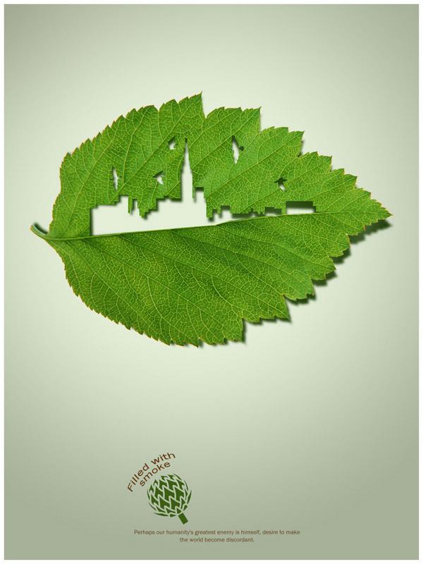 平面设计图环保图片