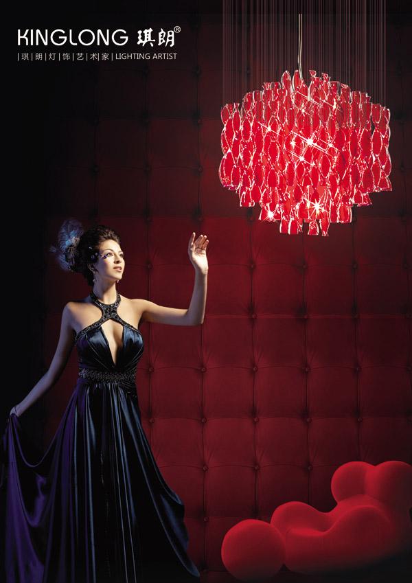 欧式水晶广告图片
