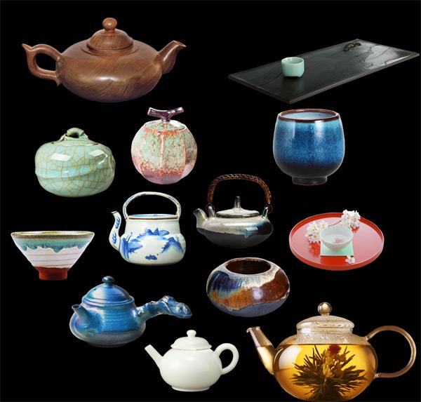 中国风茶具