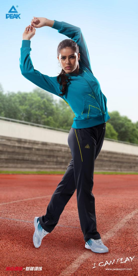 匹克运动服饰海报_平面广告 - 素材中国_素材C
