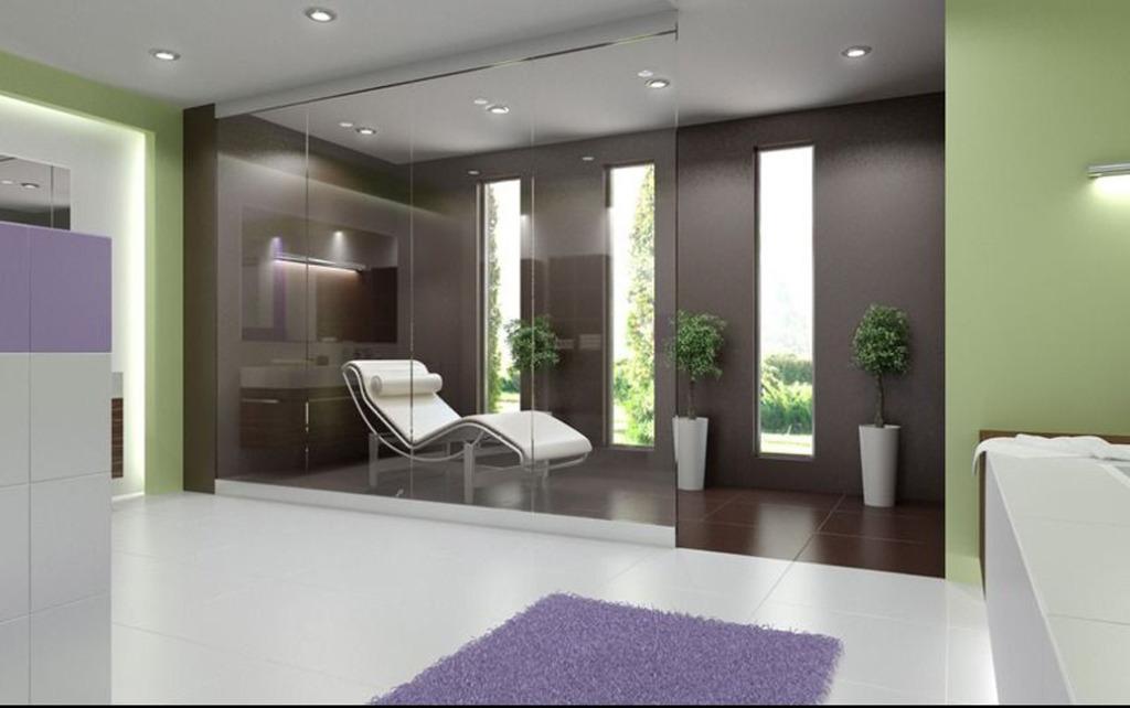 关键词: 现代客厅模型设计效果图免费下载,3d模型,简约现代,镜子,客厅