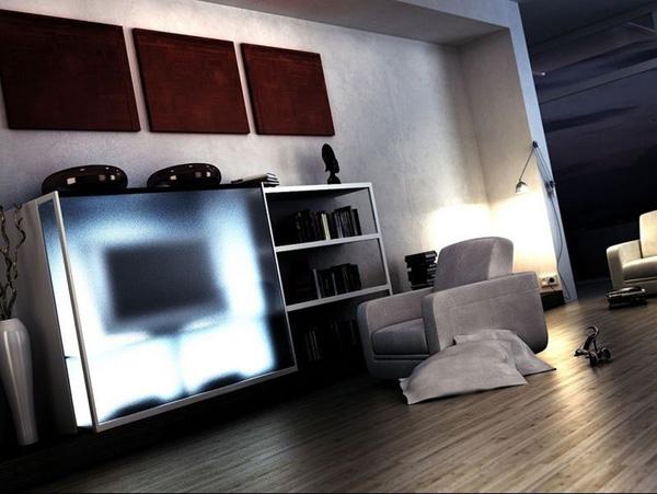 [室内场景模型] 3d