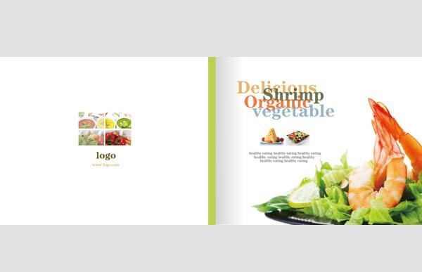 食品宣传画册图片