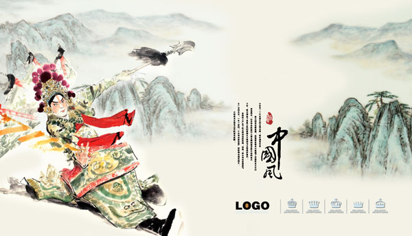 0 点 关键词: 中国风戏曲人物素材下载免费下载,国画,京剧人物,山水