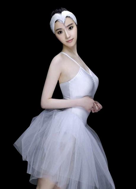 芭蕾美女 素材中国sccnncom