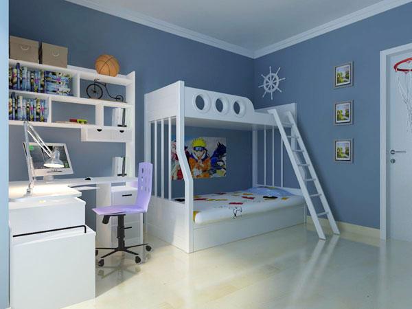 可爱儿童房