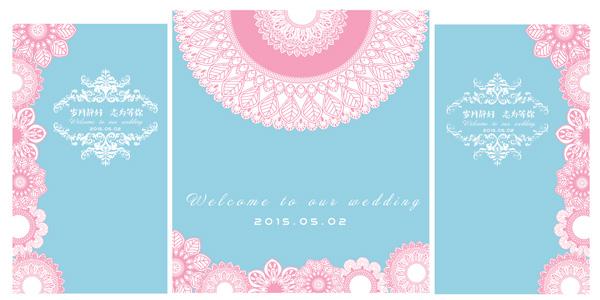 素材分类: 结婚所需点数: 0 点 关键词: 欧式浪漫婚礼背景图片psd图片