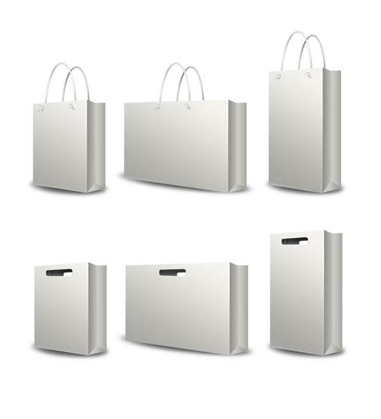 空白手提纸袋