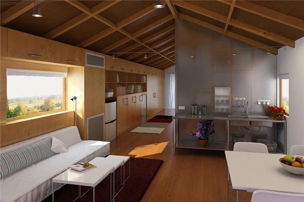 客厅设计模型