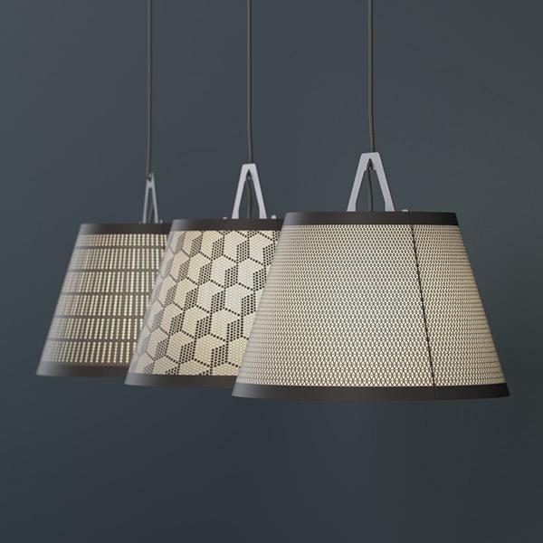 室内灯3d模型