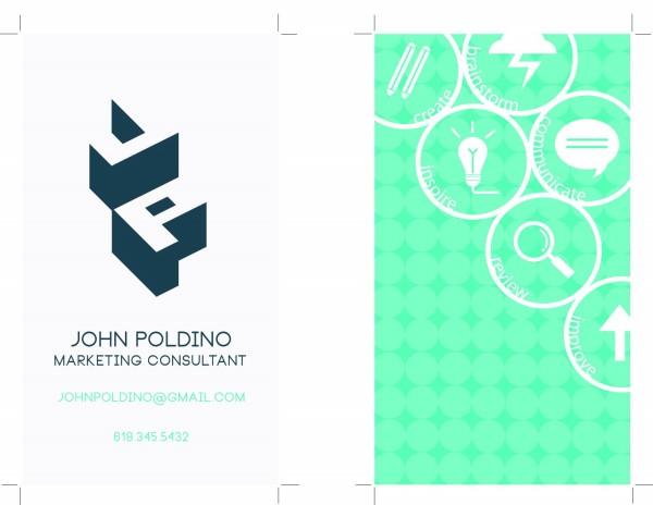 名片模板,名片设计,灯泡,放大镜,对话框,闪电,铅笔,箭头,psd素材下载