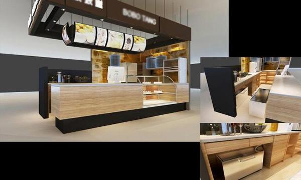 灯箱,专卖店设计