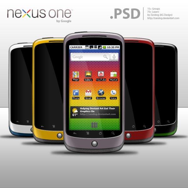 手机界面设计
