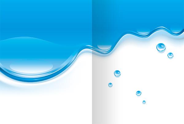 素材分类: 画册设计所需点数: 0 点 关键词: 简洁水滴封面设计模板图片