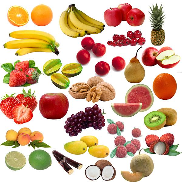 水果psd素材