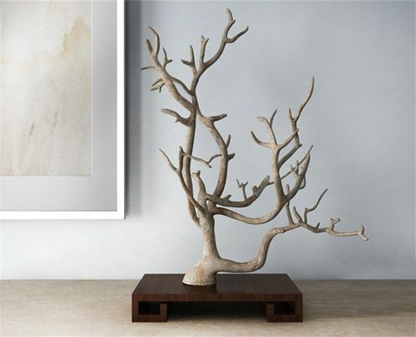 装饰树干枝3d模型