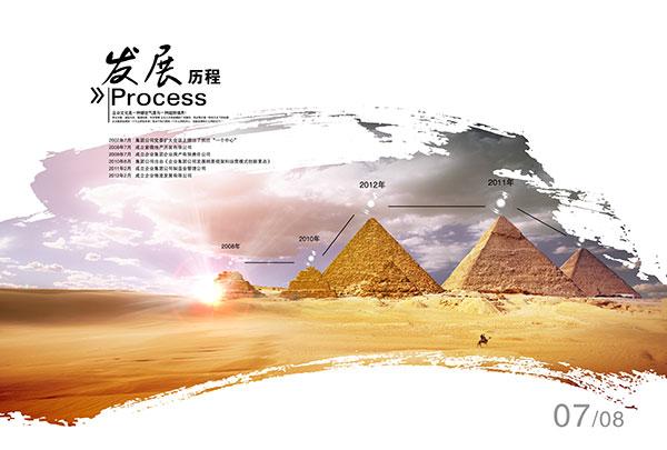 商业图片素材金字塔