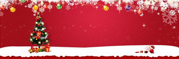 圣诞节海报背景_素材中国sccnn.com