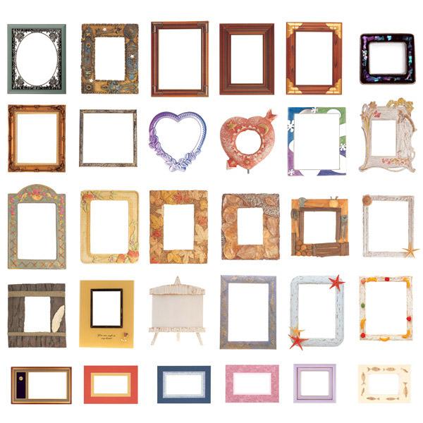 个性婚纱相框图片