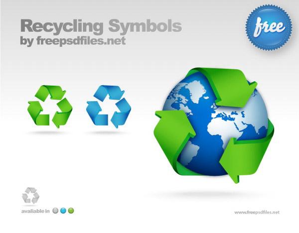 环保循环标志_素材中国sccnn.com