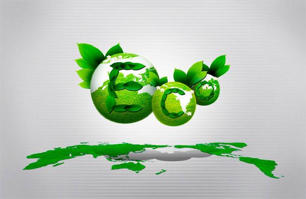 环保创意海报步骤