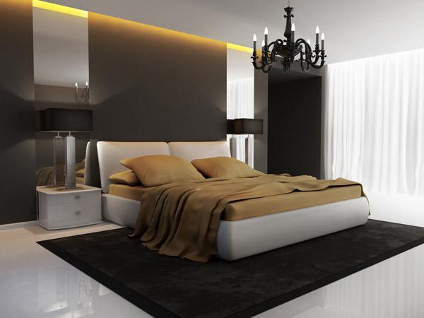 卧室装饰效果图_素材中国sccnn.com