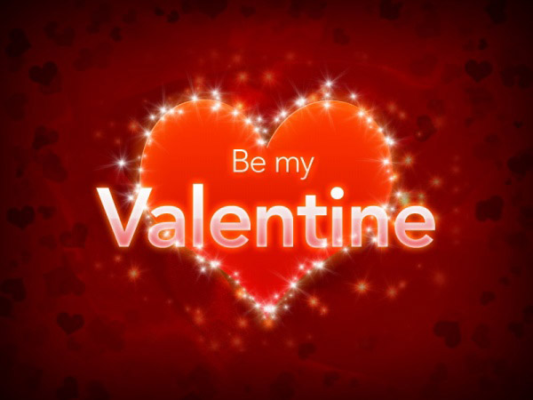 Valentine's day romantic backgrounds